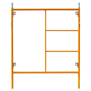 New Premium Scaffold Section C lock 5 w X 6 4 h X 7 l Heavy Duty Frame