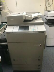 Canon Copier Image Runner Advance C7055 Condition Is Used Local Pick Up Only