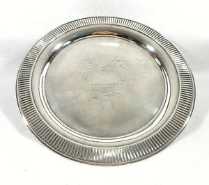 Silver Plate Wilcox Aesthetic Movement Tray Ca 1870 80 S Replated