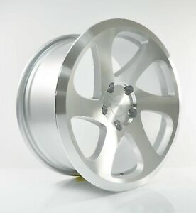 4pcs Rotiform 17inch 8j 4x114 3 Alloy Wheels Cheap Car Rims 501 1