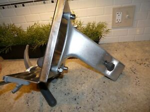 Hobart Meat Slicer 2000 Series 2812 2912 Meat Carriage Tray Carrier Pusher Grip