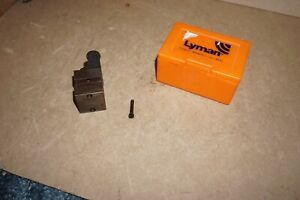 Used Lyman 454190 Double Cavity 45 Colt Bullet Mold Lead Bullet Casting Mould