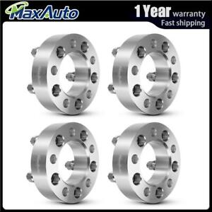4 1 5 Silver Wheel Spacers Adapters 5x114 3 5x4 5 For 2011 2002 Jeep Liberty