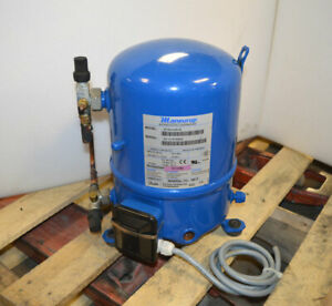 Danfoss Maneurop Mt40jh4eve Commercial Reciprocating Compressor 3 ph R134a 460v