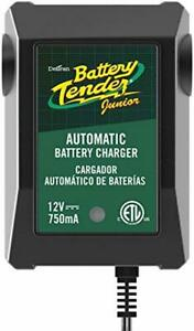 Battery Tender 021 0123 Battery Tender Junior 12v 0 75a Battery Charger