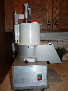 Robot Coupe Food Processor Cl 401 Commercial Machine Blade Ohio Restaurant