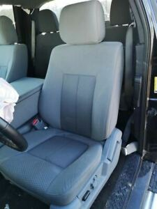 Driver Front Seat Bucket Captain Chair Cloth Fits 11 14 Ford F150 Pickup 188720