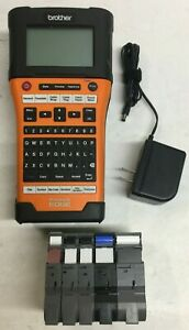 Brother P touch Edge Pt e500 Label Maker