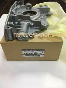 15010 vb302 Nissan Patrol Safari Y61 Rd28 Rd28t Turbo Diesel Oem Engine Oil Pump
