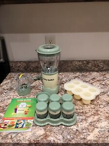 Baby Bullet Food Making System - Blender containers cups most pieces new