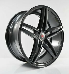 4pcs Vossen Cv5 17inch 7 5j 4x114 3 4x100 Alloy Wheel Cheap Rims Gunmetal Yh02 2