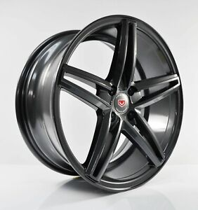 4pcs Vossen Precision 17inch 7 5j 4x100 Alloy Wheel Cheap Rims Yh03 2
