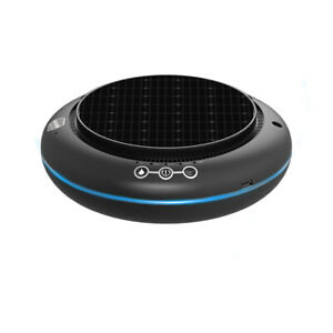 Kingele Car Air Purifier Hepa Filter Usb Solar Humidity Purifier Pm2 5 Cleaner