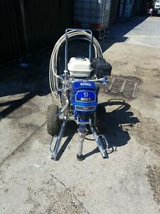 Graco Gmax Ii 7900 Gas Airless Paint Sprayer 3900 5900 ironman 500g roof Rig