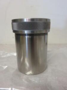 Spex 8007 Stainless Steel Grinding Vial Jar For 8000 Mixer Mill New