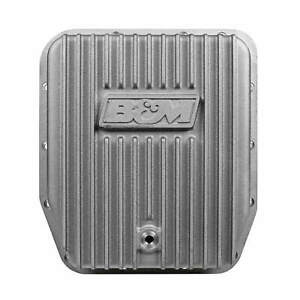 B m 40291 Cast Deep Transmission Pan For Aode And 4r70w Transmission