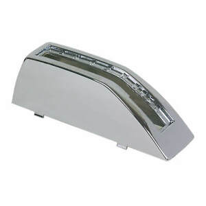 B M 80645 B M Chrome Top Cover For Z Gate Shifter