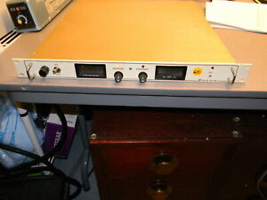 Power Ten 3300d 5020 Power Supply 0 50v Dc 20 Amps 30mv Ripple Tested