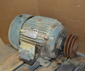 Reliance 5 2 5 hp Variable Speed 3 ph Duty Master Motor Xt xe Mtr Pm 254t Tefc