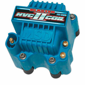 Msd 8253 Hvc 2 Coil 6 Series Ignitions