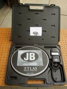 Jb Just Better Atlas 220 Lb Capacity Refrigerant Charging Scale Excellent Cond