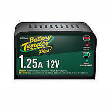 New Battery Tender Plus 021 0128 1 25 Amp Battery Charger Is A Smart Charger