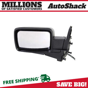 Auto Shack Kapch1320267 Front Driver Left Side View Mirror Power Heated