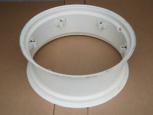 New Wheel Rim 11x28 6 loop International Farmall 230 330 300 Utility 11 28 11 28