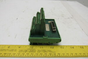 Industrial Indexing Systems Dint 300 Terminal Power Distribution Card