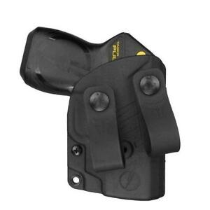Blade Tech Holster inside The Waistband Fits Taser Pulse Made Of Kydex