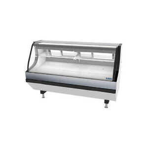 Pro kold Mcsc 80 W Display Case Red Meat Deli