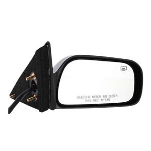 Power Mirror For 1997 2001 Toyota Camry Usa Built Right Side Heated