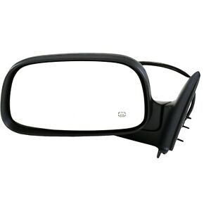 Power Mirror For 2001 2004 Dodge Dakota 2001 2003 Durango Front Left Heated