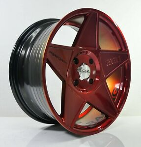 4pcs Oz Racing 17inch 8j 4x114 3 4x100 Alloy Wheels Cheap Car Rims C3 Star 3