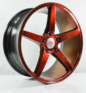 4pcs Vossen 17inch 7 5j 5x112 5x114 3 Alloy Wheels Cheap Car Rims C1 Ifg7 3