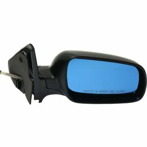 Manual Remote Mirror For 99 2005 Volkswagen Jetta Right Manual Fold Paintable