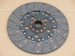 Clutch Disc For Ford 6600 6600o 6700 7000 7100 7200 7600 7600c 7610s 7700