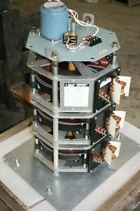Superior Powerstat Variable Transformer Type 1296d 1079 480v 32a Slo syn Powered
