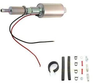 6 Volt Electric Fuel Pump Low Pressure Small 2 Or 4 Cyl Can Be Assist Or Primary