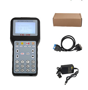 Universal Latest 2018v Upgrade Ck 100 Car Key Programmer V99 99 Obd2 Sbb Tool