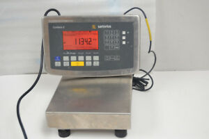 Sartorius Caisl3 u Combics 3 Digital Scale Indicator With Backlit Display