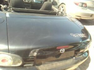 Trunk hatch tailgate Excluding Mazdaspeed Fits 99 05 Mazda Mx 5 Miata 12998968
