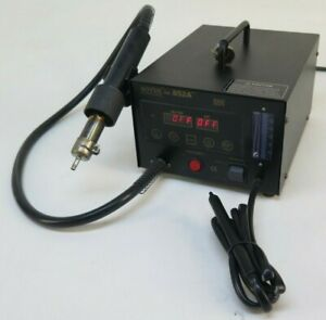 Aoyue 852a Smd Digital Hot Air Rework Station With Vacuum Pickup