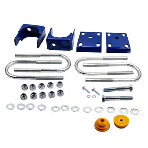 For Chevy Flip Kit Rear Axle 1988 98 1500 Pickup Truck Suspension Lowering