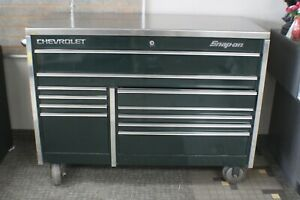 Snap On Tool Box Chevrolet Special Edition Krl722 Pawsd Large Tool Chest