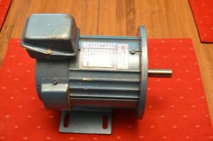 Permanent Magnet Dc Motor 1 4 Hp Kinetic Systems Foot Mount C flange Display