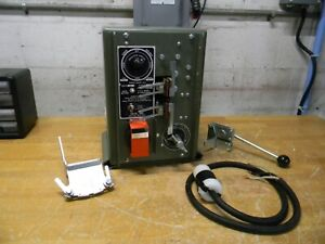 Grob Inc Rwa Butt Welder W Grinder For Carbon Steel And Bi metal Blades