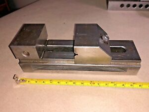 Machinist Milling Grinding Precision Vise Toolmaker 6 5 X 2