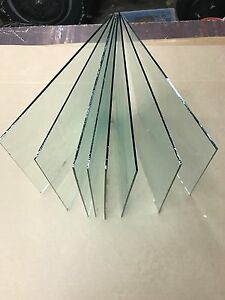 8 Antique Window Sash Old Wavy Glass From 1910