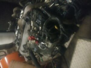 2012 2016 Chevy Equinox Engine 2 4l Nu6 53k Miles Complete
